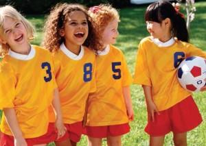 Anthem Girls Soccer Team