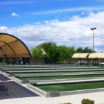 Bocce Courts at Sun City Anthem