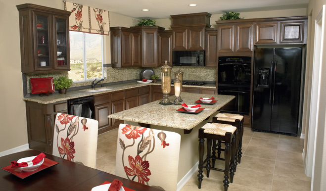 Kitchen of New Homes at The Club at Madeira Canyon